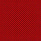 """Printed HTV Red and Black Polka Dots Print 12"""" x 15"""" Sheet"""