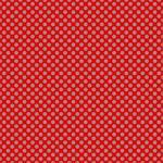 """Printed Pattern Vinyl - Red and Grey Polka Dots 12"""" x 24"""" Sheet"""