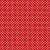 """Printed HTV Red and Grey Polka Dots Print 12"""" x 15"""" Sheet"""
