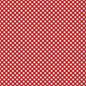 "Printed HTV Red and White Polka Dots Print 12"" x 15"" Sheet"