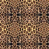 """Printed HTV Real Leopard 12"""" x 15"""" Sheet"""