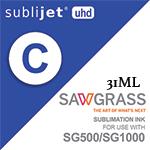 Sawgrass -Sublijet UHD-SG500/SG1000 - Cyan 31ml