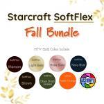 "7 Pack StarCraft SoftFlex HTV 12"" x 12"" - Fall Bundle"