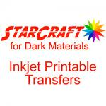 """StarCraft Transfers for Dark Materials 10-pack 8.5"""" x 11"""" Sheets  (Ships Separately)"""