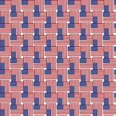 "Printed HTV US Small Flag 12"" x 15"" Sheet"