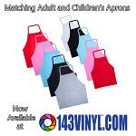 143VINYL Adds Aprons, Stockings, and Tree Skirts To Product Line