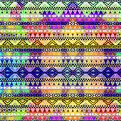 "Printed HTV Aztec Watercolor Print 12"" x 15"" Sheet"