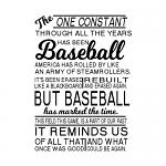 Free Download - Baseball - Field of Dreams Quote