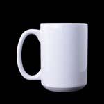 Sublimation Ceramic Mug - 15 oz.