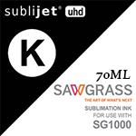 Sawgrass -Sublijet UHD-SG1000- Black 70ml