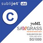 Sawgrass -Sublijet UHD-SG1000 - Cyan 70 ml