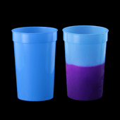 Color Changing Cup - Blue to Purple