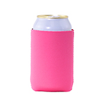 Can Cooler - Bright Pink