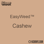 """EasyWeed HTV: 12"""" x 5 Foot - Cashew"""