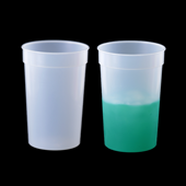 Color Changing Cup - Clear to Green