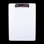 "UniSub Clipboard with Flat Clip - 9"" x 12.5"""