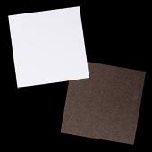 """Sublimation Hardboard Tile - 4.25"""" x 4.25"""""""