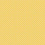 """Printed Pattern Vinyl - Connect the Dots - Yellow 12"""" x 12"""" Sheet"""