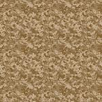 "Printed Pattern Vinyl - Desert Digital Camo 12"" x 24"" Sheet"