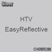 "12"" x 20"" Sheet Siser EasyReflective HTV"
