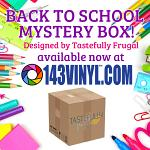 Back to School Mystery Box by Tastefully Frugal