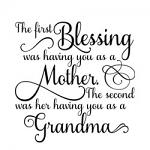Free Download - First Blessing Mother