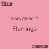 "EasyWeed HTV: 12"" x 12"" - Flamingo"
