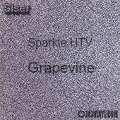 """Siser Sparkle HTV: 12"""" x 12"""" sheet - Grapevine"""