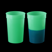 Color Changing Cup - Green to Blue