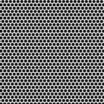 Free Hex Pattern SVG File