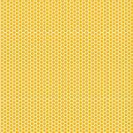 "Printed Pattern Vinyl - Honey, I'm Comb 12"" x 24"" Sheet"