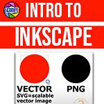 Inkscape | Episode 1 | Intro into Inkscape