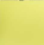 "Bazzill Smoothie Cardstock - Lemon Sherbet - 12"" x 12"" Sheet"