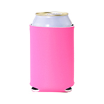 Can Cooler - Neon Pink