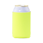 Can Cooler - Neon Yellow