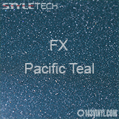 """StyleTech FX - Pacific Teal- 12"""" x 24"""""""