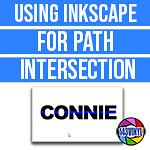 Inkscape | Episode 11 | Path intersection