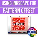 Inkscape | Episode 9 | Pattern Offset