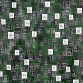 "Printed HTV Periodic Table 12"" x 15"" Sheet"