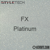 "StyleTech FX - Platinum - 12"" x 24"""