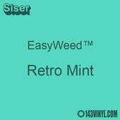 "EasyWeed HTV: 12"" x 5 Yard - Retro Mint"