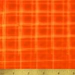 "12"" x 24"" Sheet - StarCraft Magic - Illusion Fluorescent Orange"