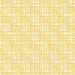 "Printed Pattern Vinyl - Scratch That - Yellow 12"" x 24"" Sheet"