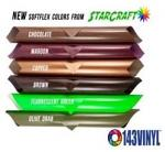 143VINYL Adds Six New Colors Of StarCraft SoftFlex HTV