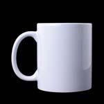 Sublimation Ceramic Mug - 11 oz.