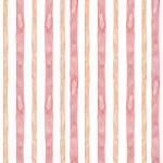 "Printed Pattern Vinyl - Sun Kissed Stripes - 12"" x 12"""