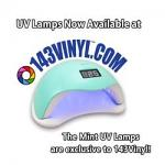 143VINYL Adds UV Lamps To Product Line