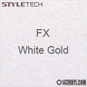"StyleTech FX - White Gold - 12"" x 12"""