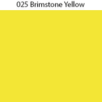 "Oracal 631 - 025 Brimstone Yellow - 12""x24"" Sheet"