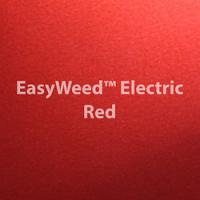 "12"" x 15"" Sheet Siser EasyWeed Electric HTV - Red"